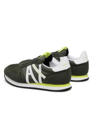 ARMANI EXCHANGE Men's Shoes ARMANI EXCHANGE | Shoes | XUX017 XCC68K530