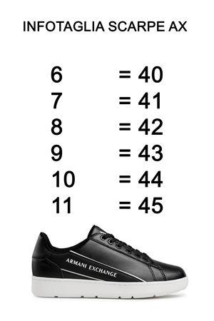 ARMANI EXCHANGE Men's Shoes ARMANI EXCHANGE | Shoes | XUX082 XV262N814