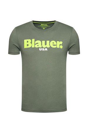 BLAUER T-Shirt Uomo BLAUER | T-Shirt | 21SBLUH02128702
