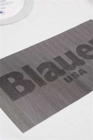 BLAUER Men's T-Shirt BLAUER | T-Shirt | 21SBLUH02133100