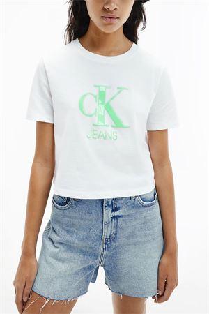 CALVIN KLEIN JEANS T-Shirt Donna CALVIN KLEIN JEANS | T-Shirt | J20J215312YAF