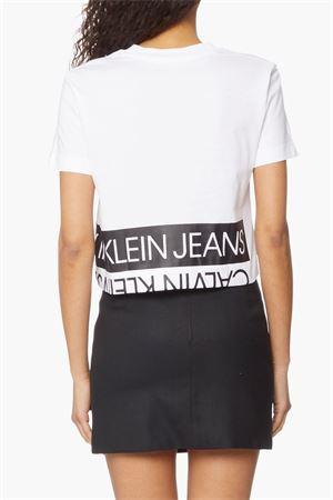 CALVIN KLEIN JEANS T-Shirt Donna CALVIN KLEIN JEANS | T-Shirt | J20J215324YAF