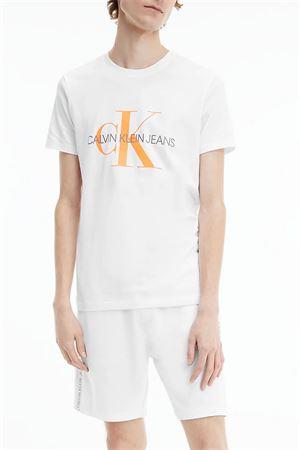 CALVIN KLEIN JEANS Men's T-Shirt CALVIN KLEIN JEANS | T-Shirt | J30J317065YAF
