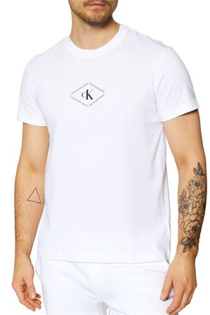 CALVIN KLEIN JEANS | T-Shirt | J30J317448YAF