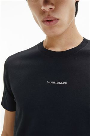 CALVIN KLEIN JEANS T-Shirt Uomo CALVIN KLEIN JEANS | T-Shirt | J30J318067BEH