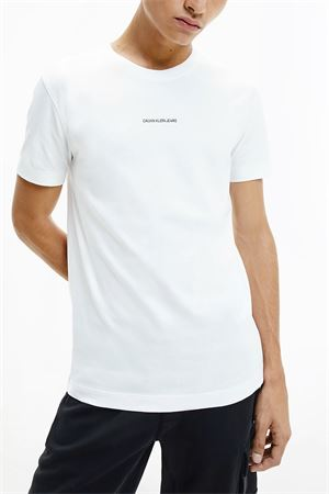CALVIN KLEIN JEANS T-Shirt Uomo CALVIN KLEIN JEANS | T-Shirt | J30J318067YAF