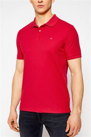 CALVIN KLEIN Men's Polo Shirt CALVIN KLEIN |  | K10K102758XK6