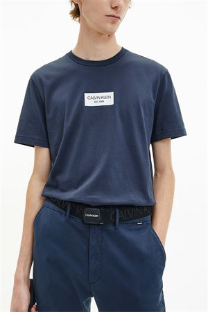 CALVIN KLEIN T-Shirt Uomo CALVIN KLEIN | T-Shirt | K10K106484DW4