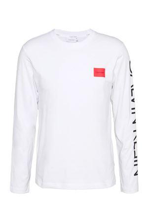 CALVIN KLEIN T-Shirt Uomo CALVIN KLEIN | T-Shirt | K10K106492YAF