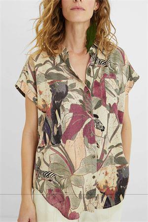 Camicia Modello ETNICAN DESIGUAL | Camicia | 21SWCN051023