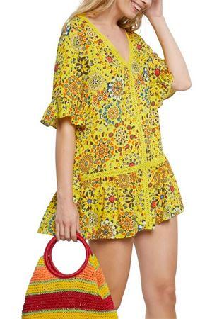 DESIGUAL | Dress | 21SWMW228021