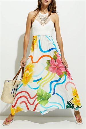 Vestito Mare Modello SAONA DESIGUAL | Vestito | 21SWMW351000