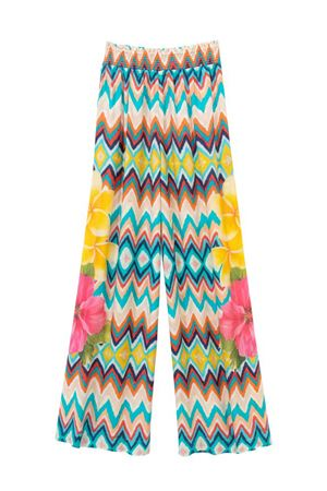 DESIGUAL | Trousers | 21SWMW375037