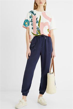 DESIGUAL | Trousers | 21SWPN245000