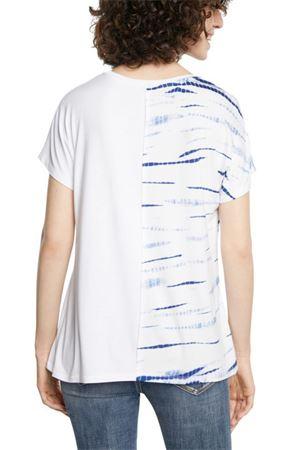 DESIGUAL | T-Shirt | 21SWTK261000