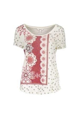 T-Shirt Modello ESTAMBUL DESIGUAL | T-Shirt | 21SWTK651001