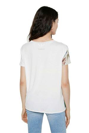 T-Shirt Modello EDIMBURGO DESIGUAL | T-Shirt | 21SWTK761000