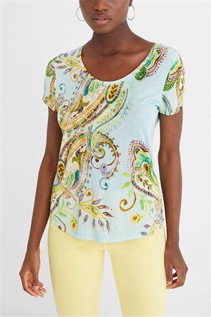 T-Shirt Modello MANDRAGORA DESIGUAL | T-Shirt | 21SWTKB45004