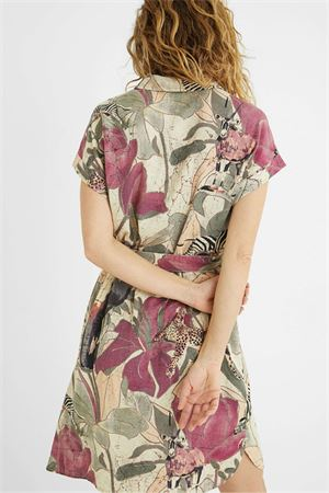 Vestito Modello ETNICAN DESIGUAL | Vestito | 21SWVN041023