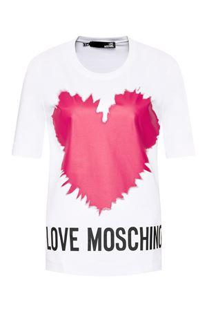 T-Shirt Donna LOVE MOSCHINO | T-Shirt | W 4 F15 3A M 3876A00