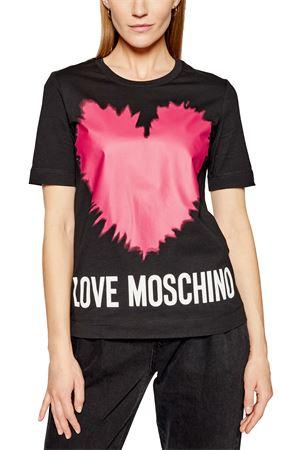 T-Shirt Donna LOVE MOSCHINO | T-Shirt | W 4 F15 3A M 3876C74