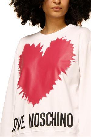 Felpa Donna LOVE MOSCHINO | Felpa | W 6 306 43 M 4282A00