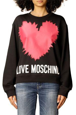 Felpa Donna LOVE MOSCHINO | Felpa | W 6 306 43 M 4282C74