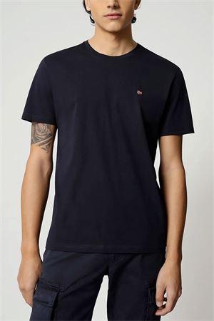 T-Shirt Uomo Modello SALIS C SS NAPAPIJRI | T-Shirt | NP0A4EW81761