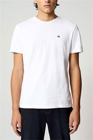T-Shirt Uomo Modello SALIS C SS NAPAPIJRI | T-Shirt | NP0A4EW821