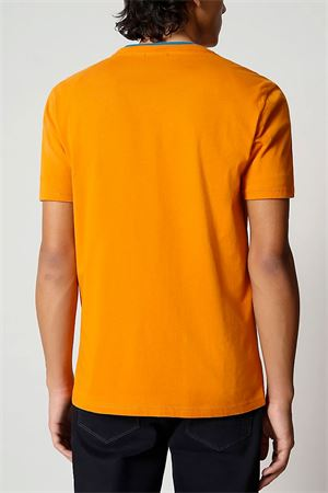 T-Shirt Uomo Modello SALIS C SS NAPAPIJRI | T-Shirt | NP0A4EW8A581