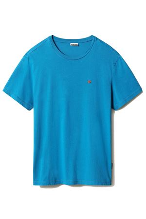 T-Shirt Uomo Modello SALIS C SS NAPAPIJRI | T-Shirt | NP0A4EW8BC91