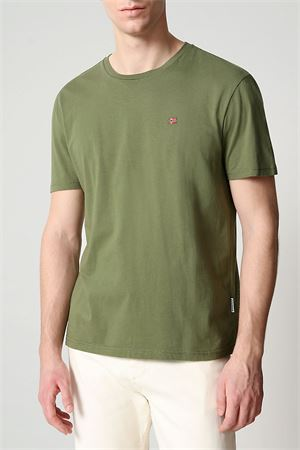T-Shirt Uomo Modello SALIS C SS NAPAPIJRI | T-Shirt | NP0A4EW8G2C1