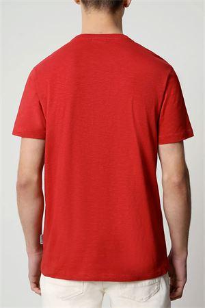 T-Shirt Uomo Modello SILEA NAPAPIJRI | T-Shirt | NP0A4F6J941