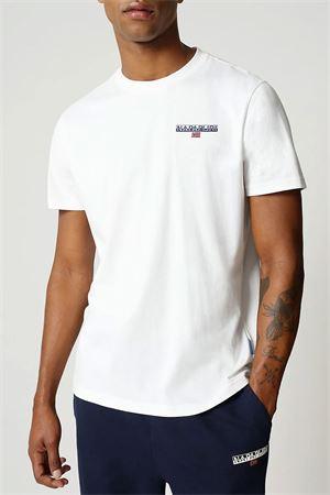 T-Shirt Uomo Modello S-ICE SS 1 NAPAPIJRI | T-Shirt | NP0A4F6V21