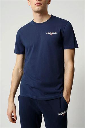 T-Shirt Uomo Modello S-ICE SS 1 NAPAPIJRI | T-Shirt | NP0A4F6VBB61
