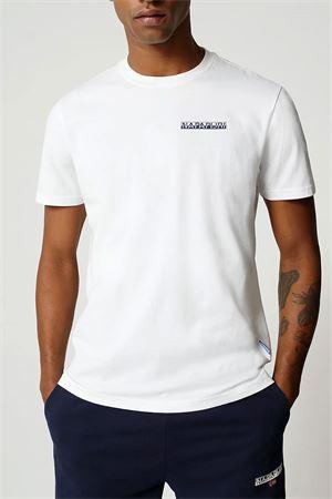 T-Shirt Uomo Modello S-SURF SS NAPAPIJRI | T-Shirt | NP0A4F7F21