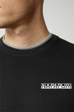 T-Shirt Uomo Modello S-SURF SS NAPAPIJRI | T-Shirt | NP0A4F7F411