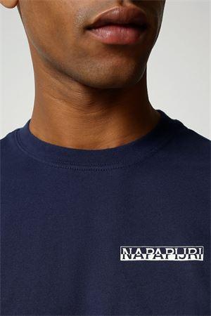 T-Shirt Uomo Modello S-SURF SS NAPAPIJRI | T-Shirt | NP0A4F7FBB61
