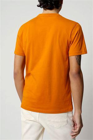 T-Shirt Uomo Modello SALLAR SS NAPAPIJRI | T-Shirt | NP0A4F9OA581
