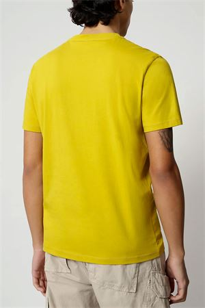 T-Shirt Uomo Modello SALLAR SS NAPAPIJRI | T-Shirt | NP0A4F9OYA91