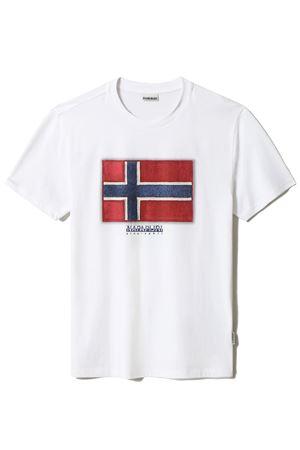 T-Shirt Uomo Modello SIROL SS NAPAPIJRI | T-Shirt | NP0A4F9R21