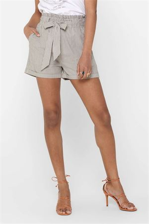 ONLY Shorts Donna ONLY | Shorts | 15154906StripesW/STRIPES