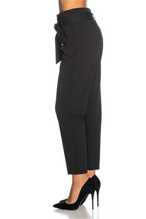 ONLY Carolina Model Woman Trousers ONLY | Trousers | 15178680Black