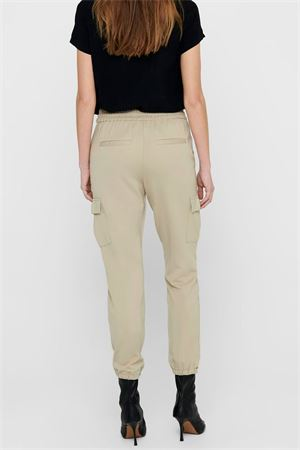 ONLY Poptrash model trousers ONLY | Trousers | 15197448Humus