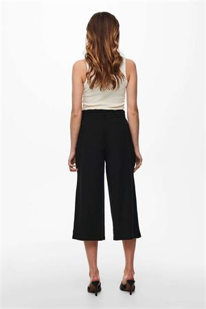 ONLY pantalone Donna Black ONLY | Trousers | 15198918Black