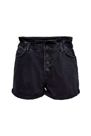 ONLY Shorts Donna Black Denim ONLY |  | 15200196Black Denim