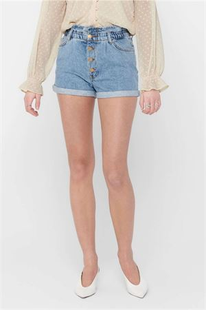 ONLY Shorts Donna Medium Blue Denim ONLY |  | 15200196Medium Blue Denim