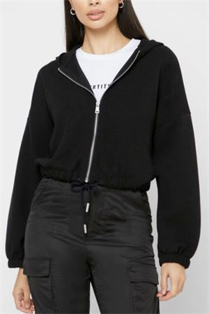 ONLY Women's Sweatshirt ONLY | Sweatshirt | 15210679Black