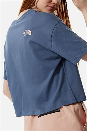 THE NORTH FACE T-Shirt Donna THE NORTH FACE | T-Shirt | NF0A4T1R0GU1