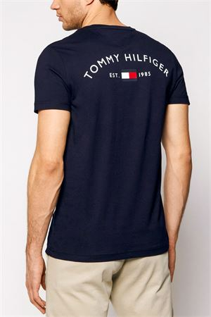 TOMMY HILFIGER T-Shirt Uomo TOMMY HILFIGER | T-Shirt | MW0MW17681DW5